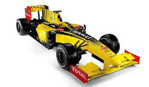 2010 Renault R30 launch photo