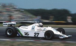 Germany 1979 in the FW07