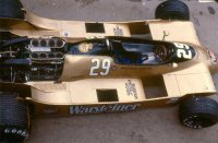 The 1979 Arrows A2-Ford