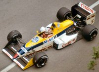 "Nigel Mansell ""Red 5"" Monaco 1988"