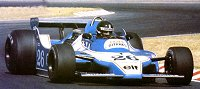 Jacques Laffite in the 1979 JS11