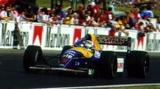 1992: Nigel Mansell in the FW14B